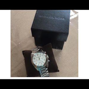 Michael Kors Silver Blair MK5165 for Women Watch